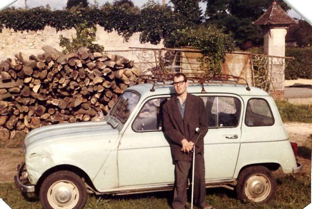 Philippe en 1964