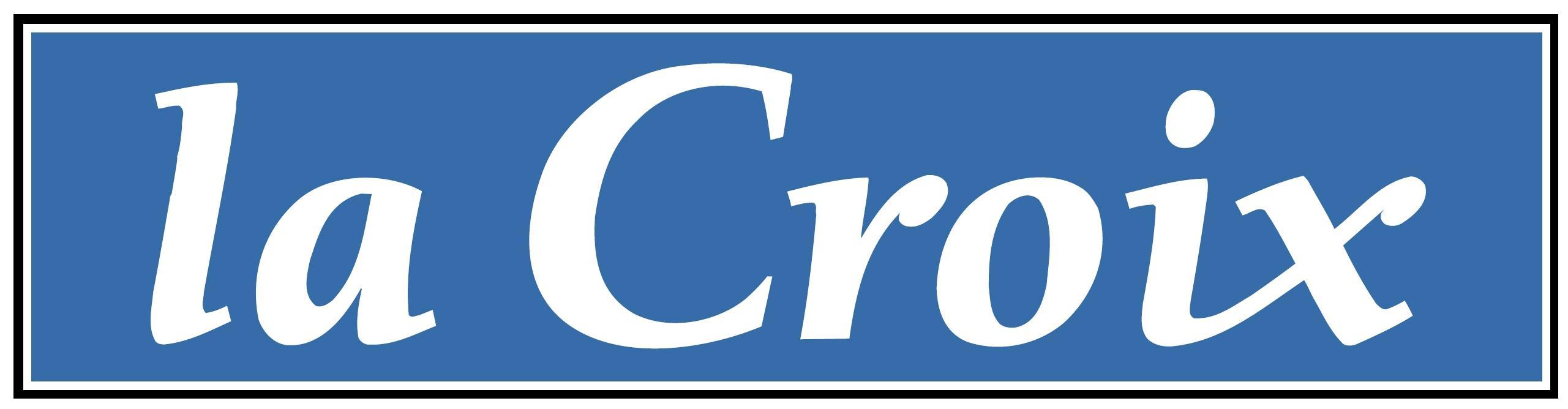 Logo de La Croix