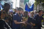 Binôme de Côte d'Ivoire et Grégoire ©Elodie Perriot