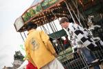 Un carrousel qui enchante petits et grands ©Charlotte Dubois