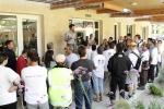 Accueil très chaleureux à l'ESAT du Moulin de l'Auro