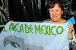 représentante du Mexique ©Ellen Teurlings