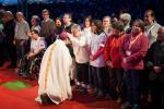 Une bénédiction mutuelle, dit combien les églises ont besoin des plus vulnérables. ©Ellen Teurlings