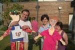 Les 2 Archies, Myriam, Cariosa et Erik