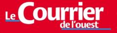Logo du courrier de l'Ouest