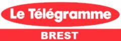 Logo télégramme de Brest