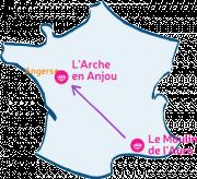Le Moulin de l'Auro rejoint L'Arche en Anjou