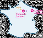 Le projet de L'Arche à Nancy va rencontrer Simon de Cyrène