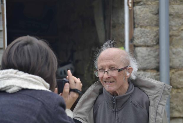 Jean-Louis du Levain : c'est la première fois que tu viens au Caillou blanc ?