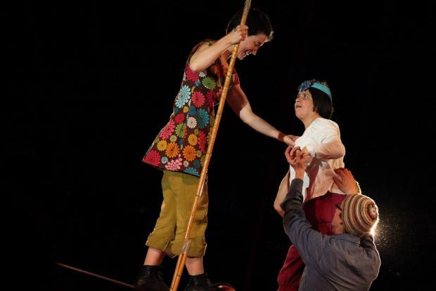 Prune et Charlotte racontent une histoire de rencontre « sur le fil » ! ©Charlotte Dubois