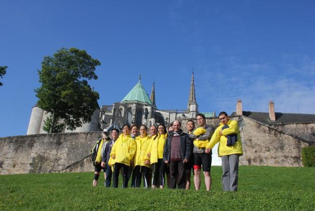 6e étape : Chartres