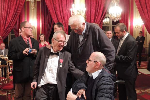 Jean-Luc, Jean-Pierre, Jean et Philippe