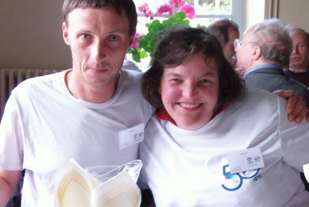Sébastien et Patricia