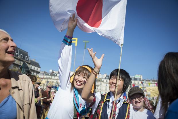 Yuuko et Kaori du Japon