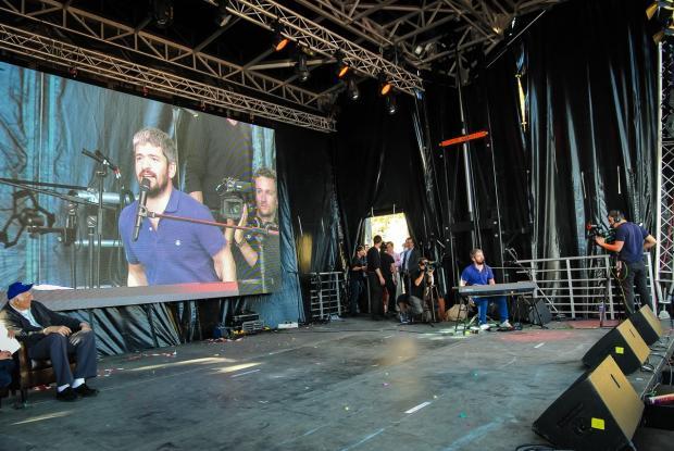 Grégoire sur scène le 27 septembre