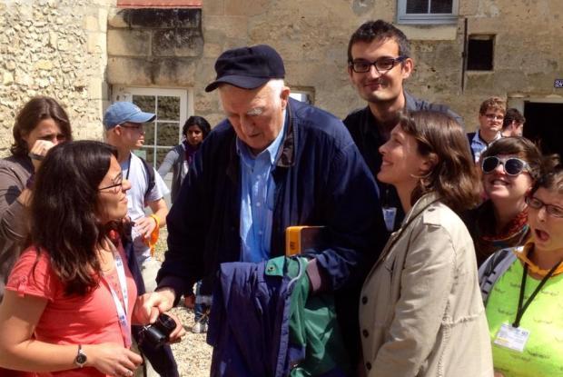 L'Arche à Grenoble a rencontré Jean
