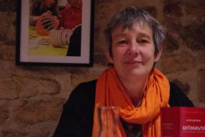 Catherine Lissandre, cliente de Katimavik
